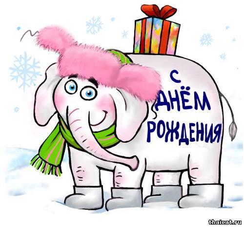 С Днем Рождения январских именинников!