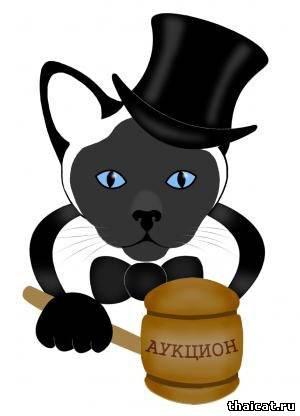 Благотворительный Интернет-Аукцион Thai Cat Club