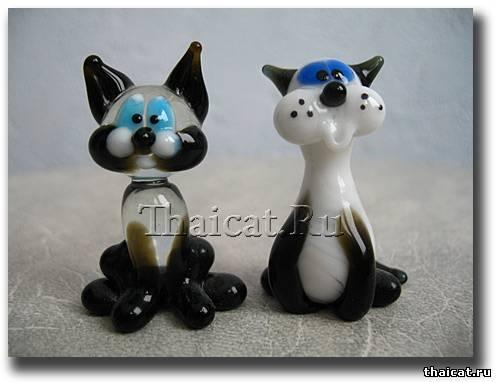 тайские сувениры из стекла