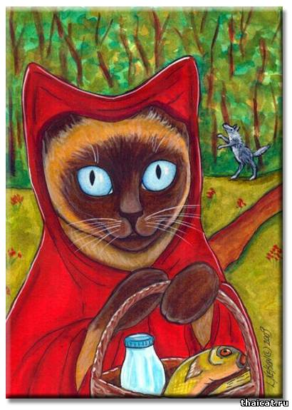 кошки Лайзы Нельсон