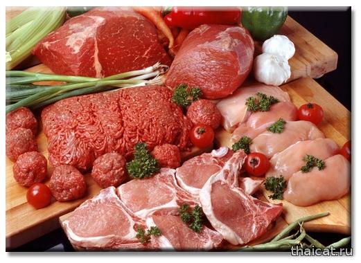 какое мясо полезно для потенции