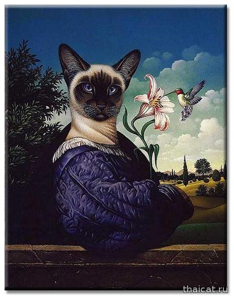 Бролдт Бролдс. Фантастическая кошка (Braldt Bralds. Fantastic Cat)