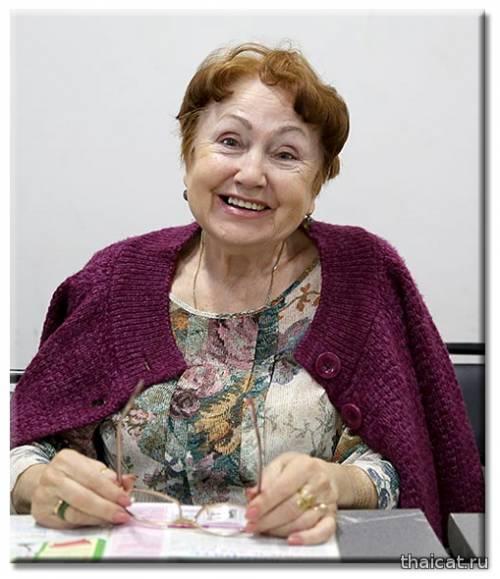 эксперт Людмила Макарова