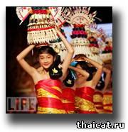 балинезийские танцовщицы